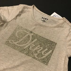 DKNY top for girls.